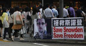 HONGKONG Snowden 4