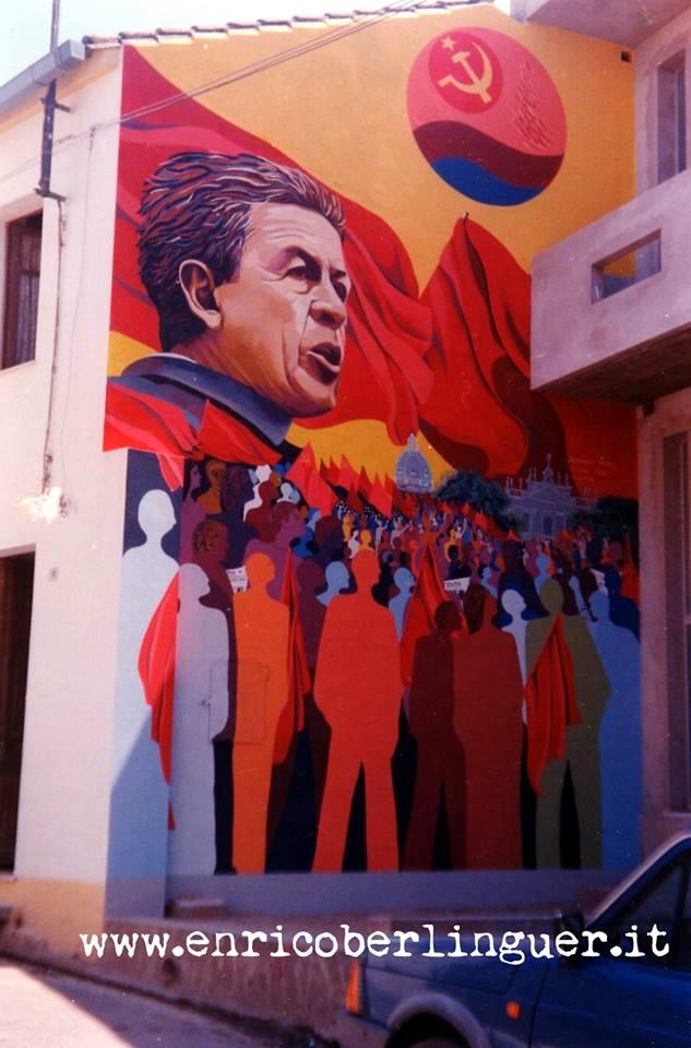 Murales x E. Berlinguer