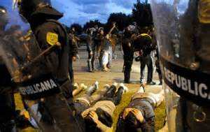 Violenza calcio uruguay