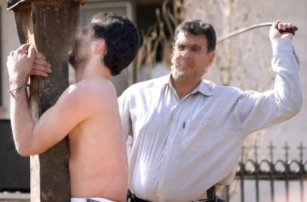 Raif Badawi Receives 50 Lashes