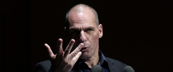 Yanis Varoufakis (AP Photo/Petros Giannakouris)