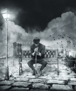"""Rain man"" by Domagoj Taborski"