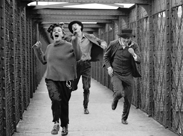 "Dal film ""Jules e Jim"" (Jules et Jim) del 1962 diretto da François Truffaut"
